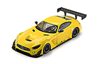 NSR - MERCEDES AMG GT3 TEST CAR YELLOW