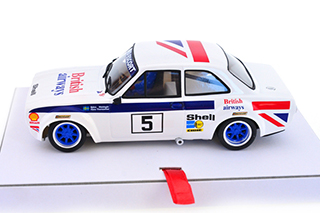 1 - FORD ESCORT BRITISH TEAM